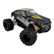 <b>Радиоуправляемый монстр Himoto</b> Crasher Brushless 4WD RTR ...