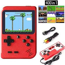 Etpark <b>Handheld Game Console</b> Retro Mini Game Player with 400 ...