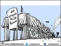 لا حلّ إلا بإسقاط الأسد
