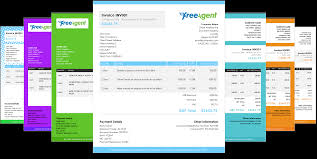 agent invoice templates premium templates to make your agent invoice templates