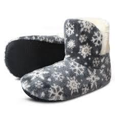 <b>Fur Slides</b> Winter Slippers Women <b>Warm</b> Plush Christmas Furry ...
