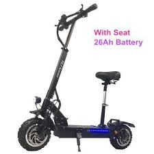 <b>FLJ T113 11inch 60V</b> 3200W Dual Motor Electric Scooter with Big ...