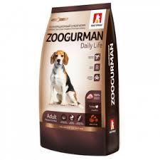 <b>Зоогурман Daily</b> Life <b>Корм</b> для собак средних и крупных Индейка ...