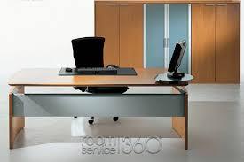 modern office table glass top modern office desk by uffix bush aero office desk design interior fantastic