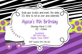 likable ice skating party invitations birthday party dresses inspiring roller skating birthday party invitation wording