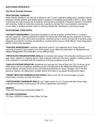 resume professional summary sample resume make new resume professional summary sample military resume samples examples writers browse our military resume examples today find