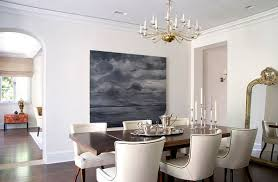 classic dining room decor