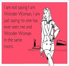 Wonder Woman | Funny Pictures, Quotes, Memes, Funny Images, Funny ... via Relatably.com