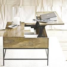 rustic storage coffee table by west elm 8 buy west elm industrial storage coffee table
