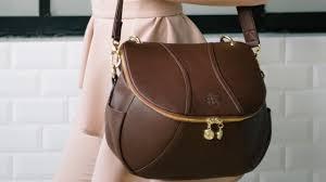 Handmade Lunette <b>Women Bag</b> Made of Vegan <b>Leather</b> by Borboleta