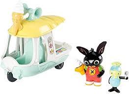 <b>Bing</b> Gilly Ice Cream Van: Mattel: Amazon.co.uk: Toys & Games