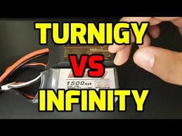 Turnigy Graphene vs infinity Graphene <b>Battery</b> // Must See - YouTube