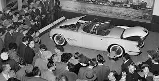 「president of Corvette 1953」の画像検索結果
