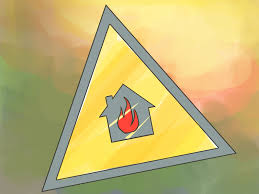 ways to keep safe during a house fire wikihow
