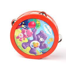 <b>Музыкальный инструмент Care Bears</b> Звонкий бубен 32684 ...