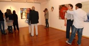 Diogo Goes em exposições em Alfândega da Fé, Santa Marta de Penaguião, Cerveira e Gondomar