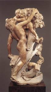 images about sculpture gian lorenzo bernini bernini gian lorenzo 1598 1680 bacchanal a faun teased by