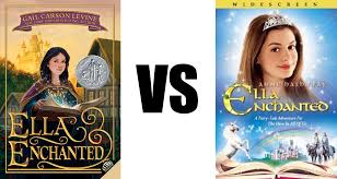 Popcorn and a Book (12): Ella Enchanted | Bookish Notions via Relatably.com