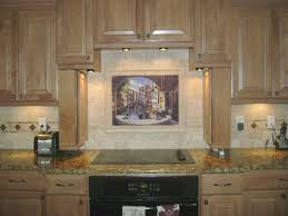 tuscan kitchen styles backsplash ideas tuscan kitchen backsplash tile mural archway design