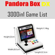 <b>NEW ARRIVAL ORIGINAL 3A</b> GAME Pandora box DX 3000 in 1 ...