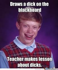 Am I A Bad Teacher? by steven917 - Meme Center via Relatably.com
