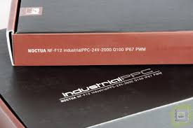 Обзор <b>вентиляторов Noctua NF</b>-<b>F12 industrialPPC</b>-<b>24V</b>-2000 ...