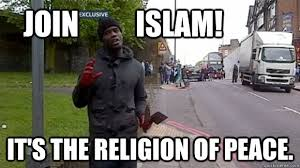 Islam Is Peace memes | quickmeme via Relatably.com