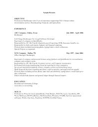 sample bookkeeping resume cipanewsletter sample resume bookkeeper
