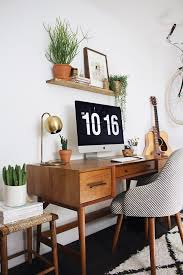 so fresh so chic 7 fabulous ways to dress the walls behind your beautiful home offices ways
