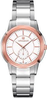 Швейцарские наручные <b>часы Hanowa 16-5038.12.001 мужские</b> ...