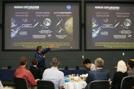 kennedy honors dupont essay challenge winners nasa bob cabana the center s director shares s vision
