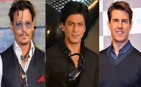 Top 10 celebrities: SRK richer than Tom Cruise and Johnny Depp ...