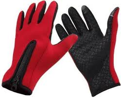 DALUCI <b>1 Pair Outdoor Bike</b> Cycling Sport Gloves Full Finger Touch ...