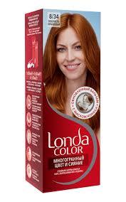 <b>Крем</b>-<b>краска для волос LONDA</b> COLOR технология смешивания ...
