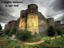 Image result for a mighty fortress is our god