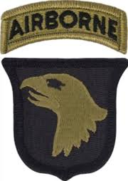 「the U.S. Army's 101st Airborne Division」の画像検索結果