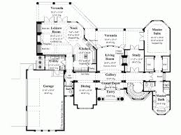 Eplans New American House Plan   A Grand Entrance   Square    Level