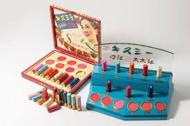 <b>Color</b> samples of <b>Kiss Me</b> Tokushu Rouge and Cheek Rouge ...