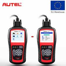 <b>Autel</b> AutoLink <b>AL519</b> AL619 Diagnostic Auto <b>OBD2 Scanner</b> Car ...