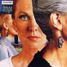 <b>Styx</b> - <b>Pieces of</b> Eight album cover Storm Thorgerson Classic Album ...