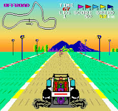 Buggy Boy Junior (Mame)