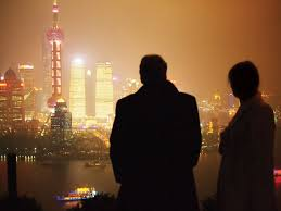Rainer Maria Latzke | Über Rainer Maria Latzke - Rainer-Maria-Latzke-with-wife-Doris-at-the-Bund-Shanghai-China
