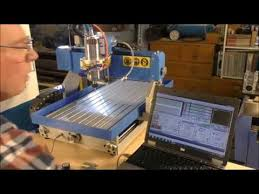 245 6040 <b>CNC Router</b> and <b>Mach3</b> Setting up <b>for</b> beginners - YouTube