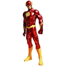 <b>18cm</b> DC The Justice League Yellow and Red The Flash Barry Allen ...