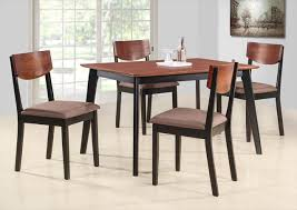 <b>Обеденная группа</b> MK-5302-BF стол и 4 стула Черный ...