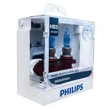 <b>Philips</b> WeatherVision Halogen 12258WVS2 <b>H1 12V 55W</b> (Pair ...