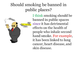 smoking should be illegal essay