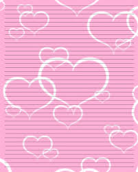 valentines stationery paper printable writing paper valentines stationery paper printable writing paper