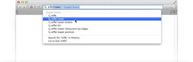 Make Google your default search engine