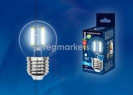 <b>Лампа Uniel E27 4000K</b> в Казани 🥇